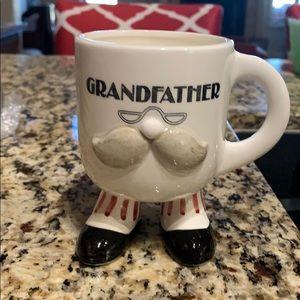 Vintage Ensco 1976 Grandfather coffee mug